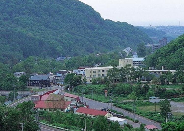 4.Asarigawa Onsen