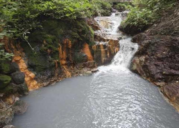10.Oyunuma River Natural Footbath