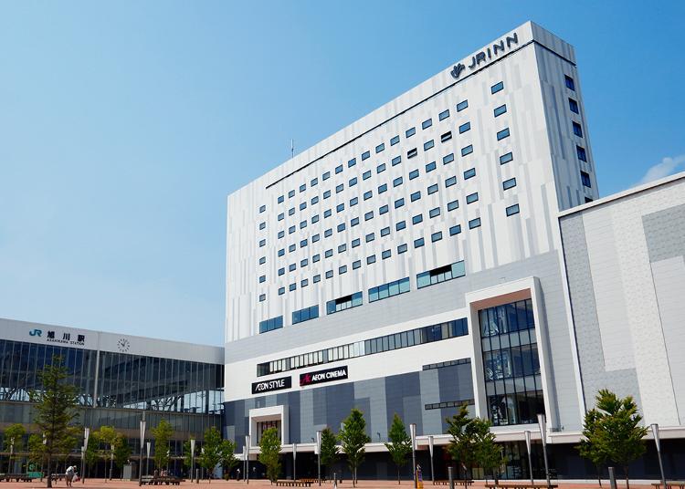 3.JR Inn Asahikawa