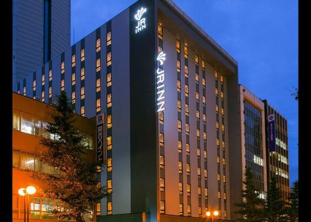10.JR Inn Sapporo South