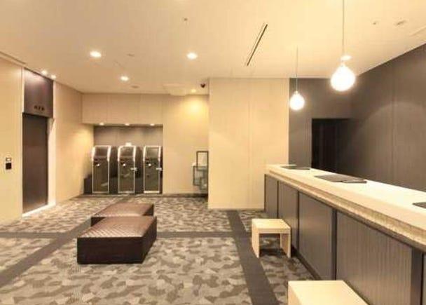 4위. Richmond Hotel Sapporo Ekimae