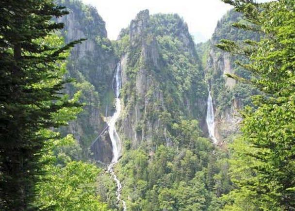 3.Waterfall of Ginga ・Waterfall of Meteor