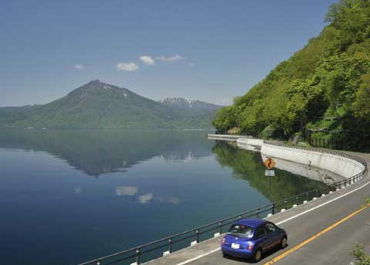 6.Lake Shikotsu