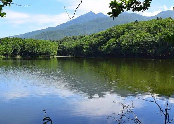 8.Shiretoko Goko Lakes