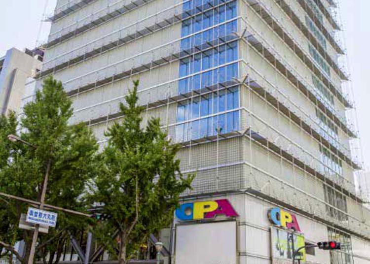 4.Shinsaibashi OPA