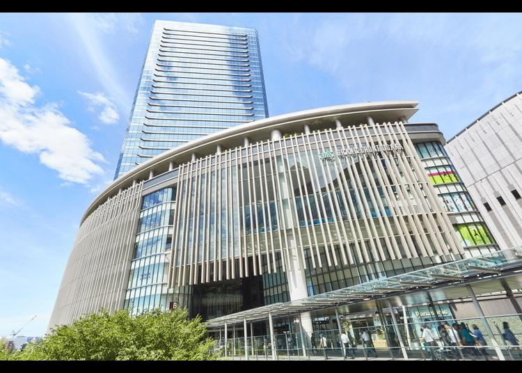4.GRAND FRONT OSAKA SHOPS & RESTAURANTS