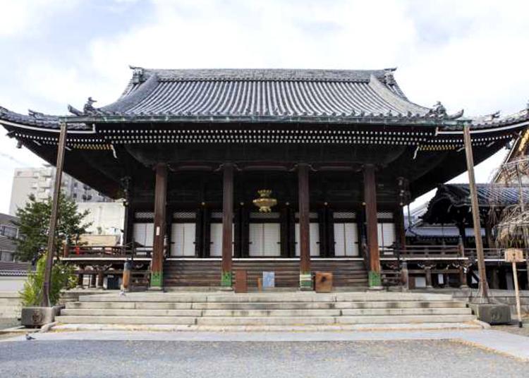 9.Bukkoji Temple