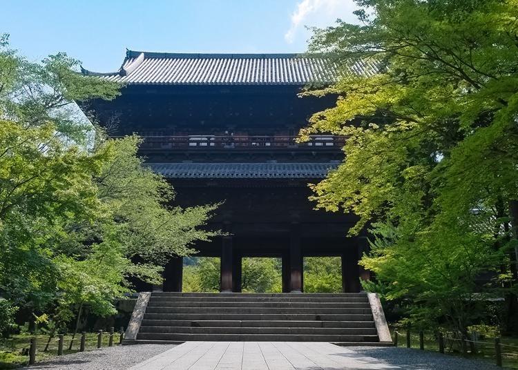 10.Nanzen-ji Temple