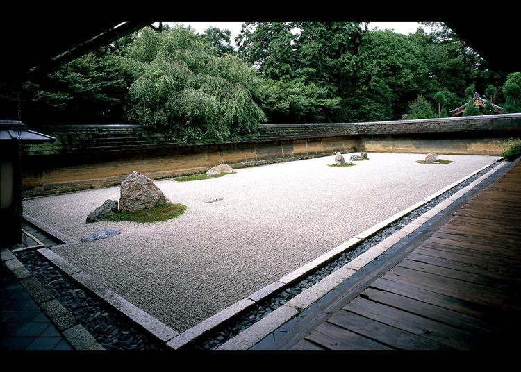 2.Ryoan-ji Temple