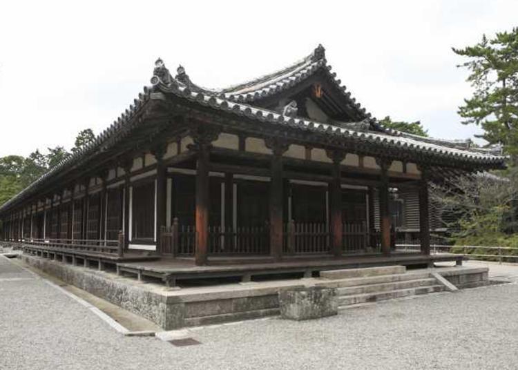 3.Toshodaiji Temple