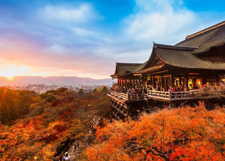 1.Kiyomizu-dera Temple