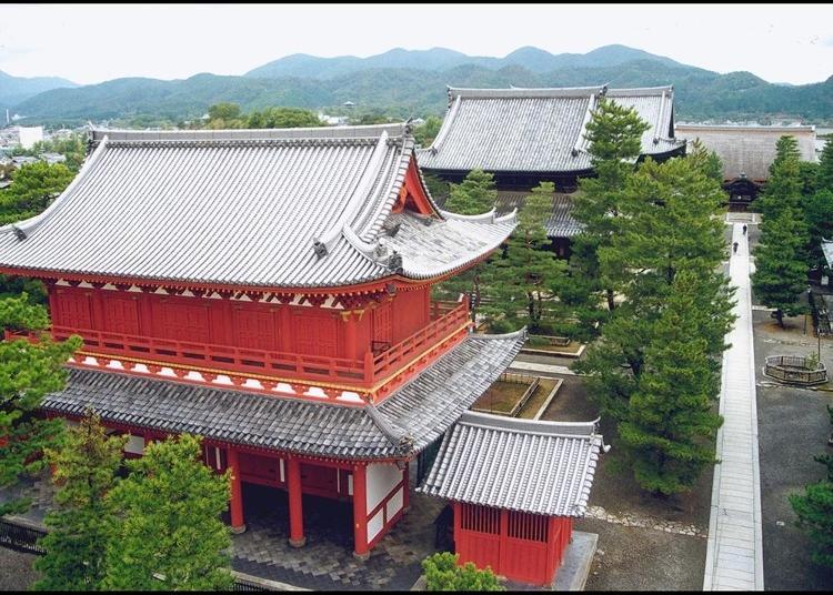 10.Myoshin-ji Temple