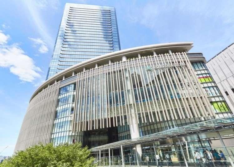 【오사카x복합상업시설】일본을 방문한 외국인들의 인기시설 랭킹 2019년 10월 편