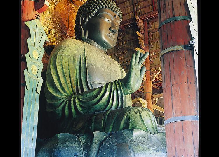1.Todai-ji Temple