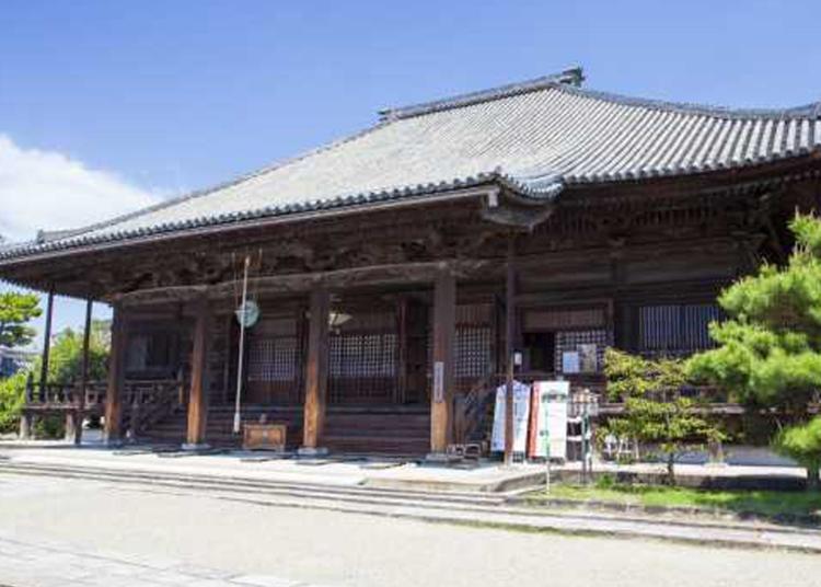 8.Saidaiji Temple