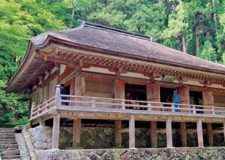 10.Muroji Temple