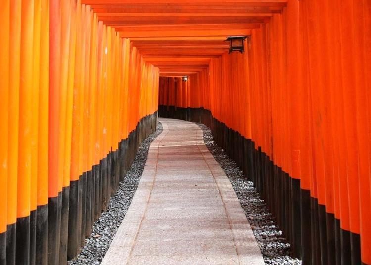 1. Fushimi Inari-taisha Shrine