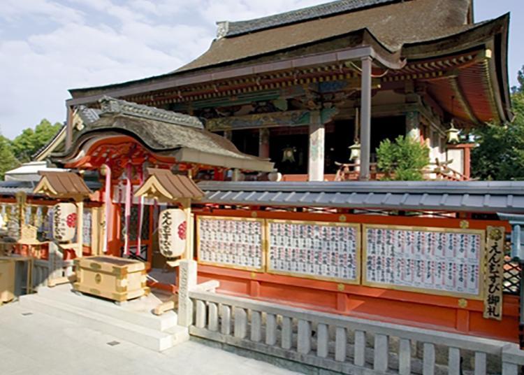 3.Jishu-jinja Shrine