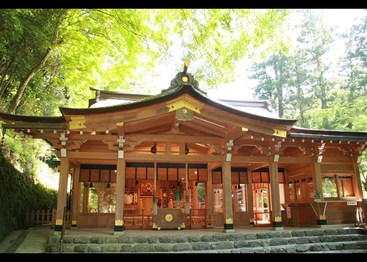 4.Kifune-jinja Shrine
