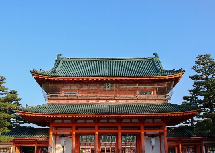 6.Heian-jingu Shrine