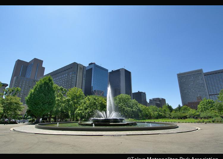2.Hibiya Park