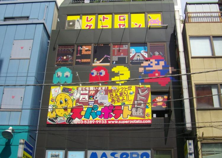 5.Super Potato - Akihabara