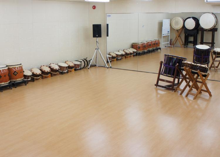 3.Studio Hogaku Academy, Kamata