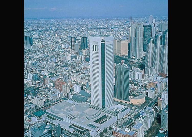 3.Tokyo Opera City