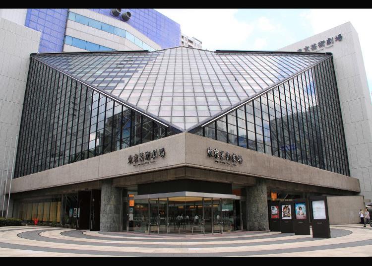 5.Tokyo Metropolitan Theatre
