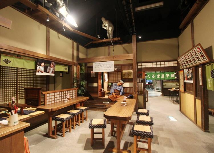 6.Katsushika Shibamata Tora-san Museum / Yoji Yamada Museum