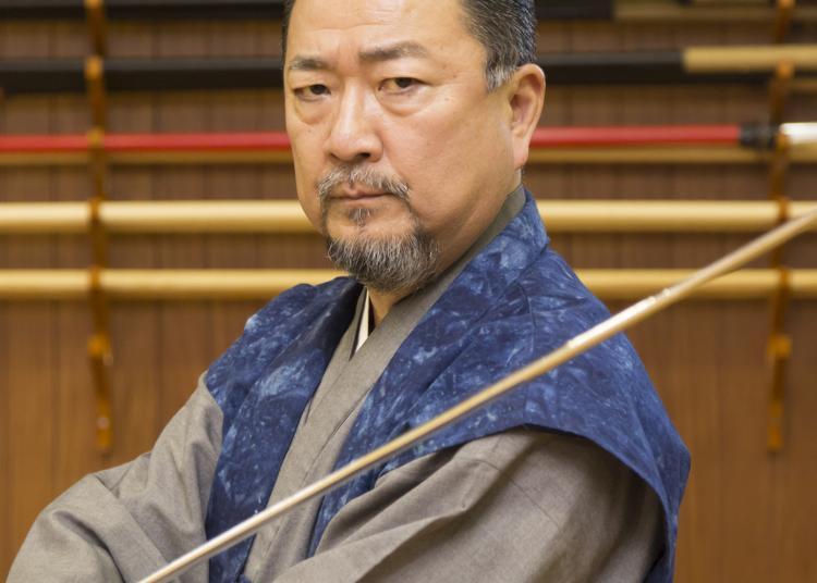 """6.Geido Tate """"Hato-ryu"""" Takase Dojo"""