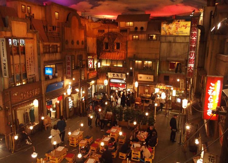 5.Shin-Yokohama Ramen Museum