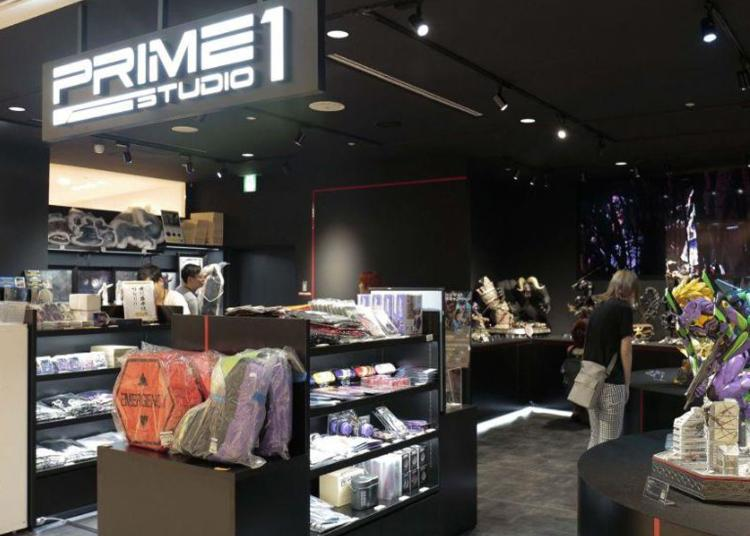 6.PRIME 1 STUDIO Gallely Shop