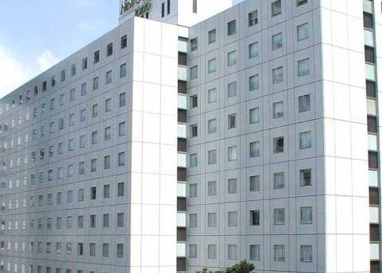 10.New Otani Inn Tokyo