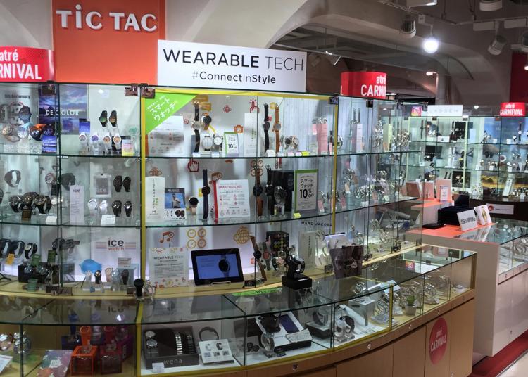 3.TiCTAC atre Akihabara Store