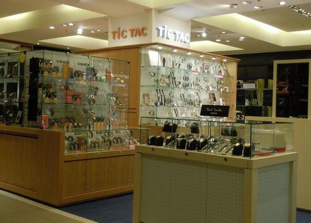 10.TiCTAC Ikebukuro PARCO Store