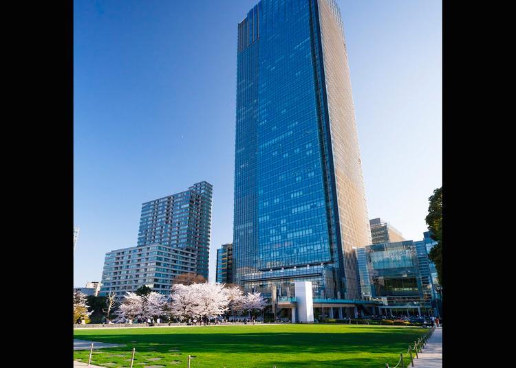 6.Tokyo Midtown