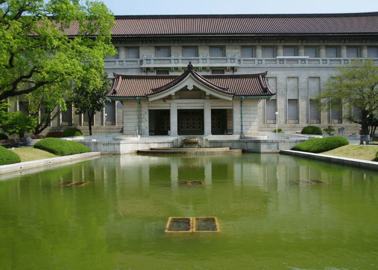 2.TOKYO NATIONAL MUSEUM