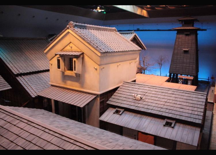 5.Fukagawa Edo Museum