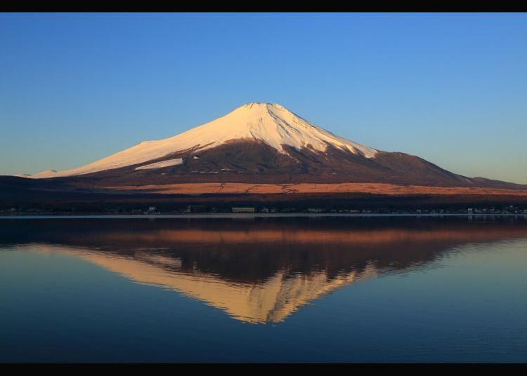 1.Mount Fuji