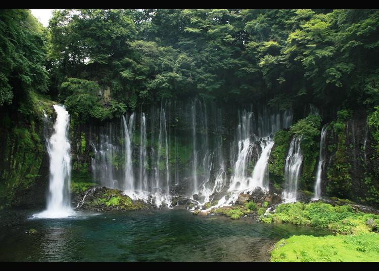 6.Shiraito Falls