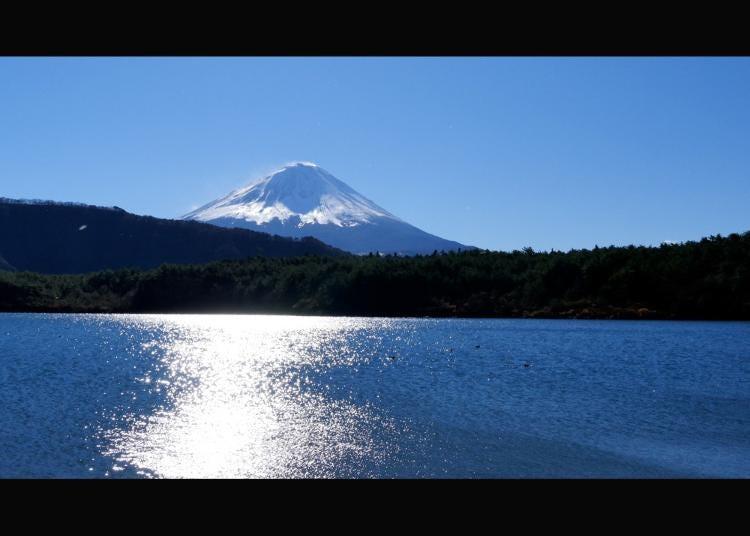 10.Lake Saiko