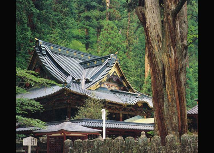 2.Nikko Futarasan Shrine