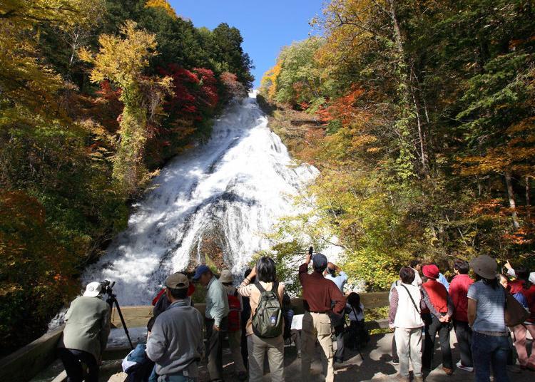 5.Yu Waterfall