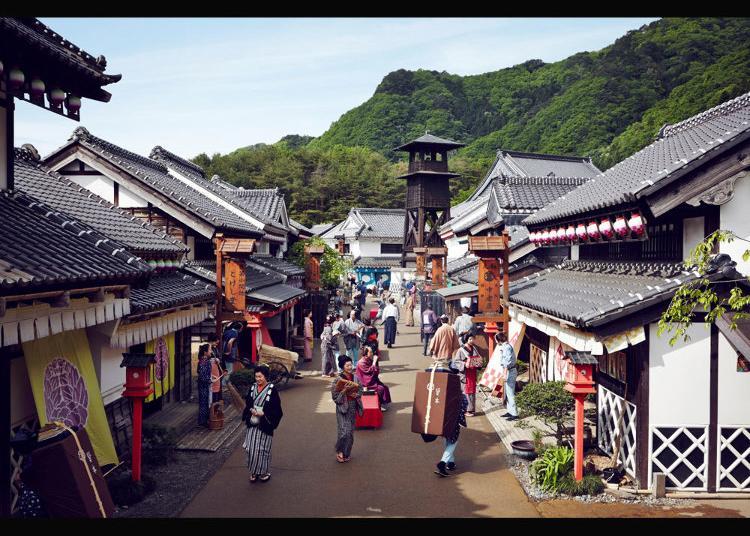 6.Edo Wonderland Nikko Edomura