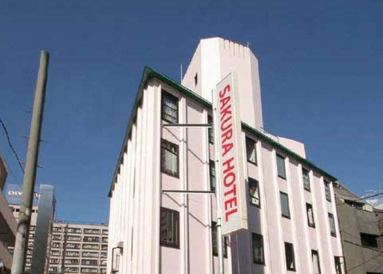 8.Sakura Hotel Hatagaya