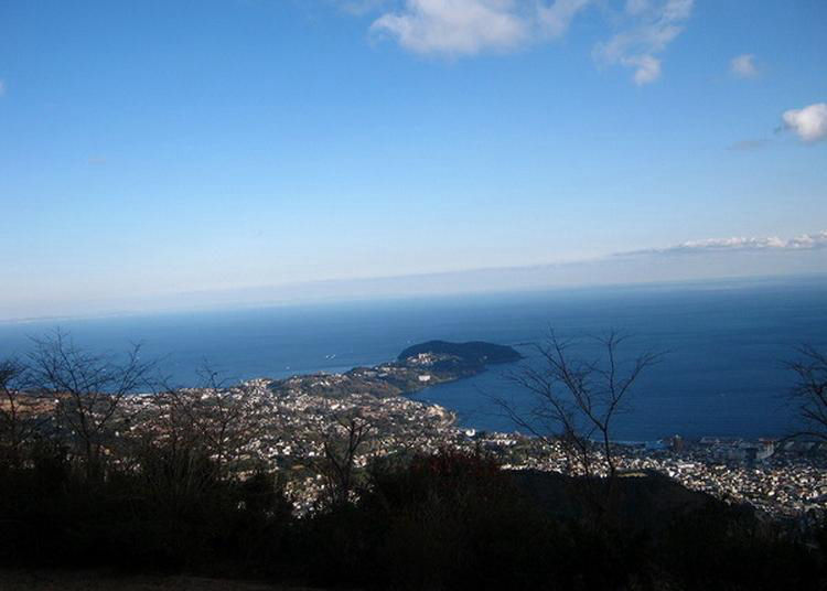 3.Shiroyama Hiking Course