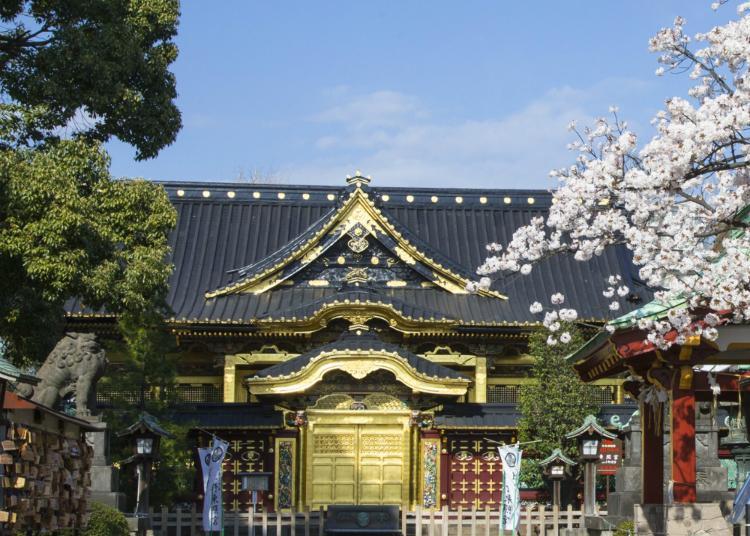 4.Ueno Toshogu