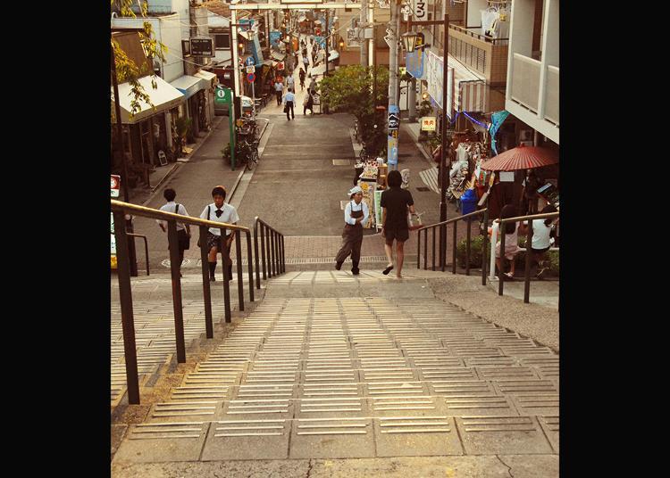 5.Yanaka Ginza Shopping Street