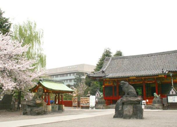 第9名:浅草神社